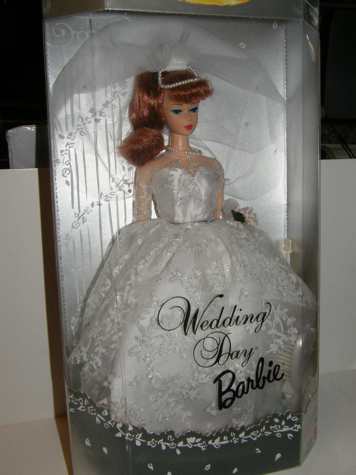 Barbie Día De Boda 1961 reproducción de Moda Vintage de edición