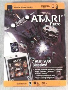 Rare-Retro-Atari-2600-Classic-Games-Palm-OS-amp-Nokia-Series-60-Devices-New-Sealed