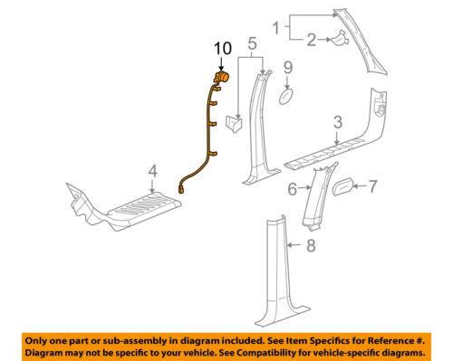 GM OEM Temperature-In-Car Interior Temperature Sensor 15188388