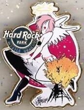 Hard Rock MYRTLE BEACH PARK 2008 ROCKSIE Zep Airway PIN - HRC Catalog #44623