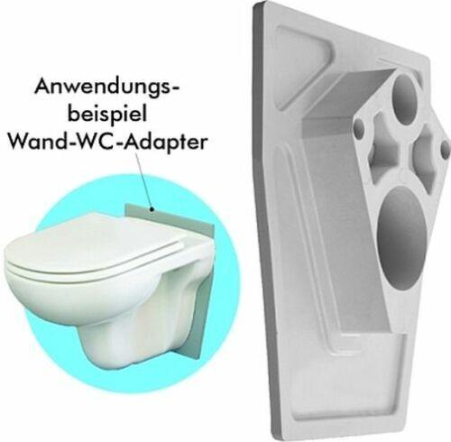 USH Flitz-Wand-WC-Monatgeadapter