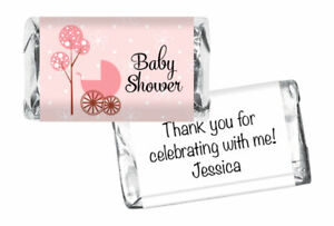 Boy Girl Twins Personalised Chocolate Candy Bar Wrapper