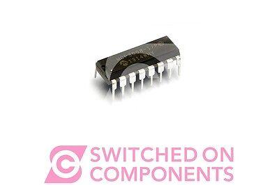 Microchip MCP3008 - I/P 10Bit ADC 16DIP 8CH SPI - Arduino Pi ARM PIC AVR