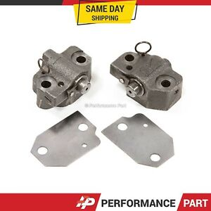 Upgrade Cast Iron Ratchet Lower Timing Chain Tensioner For Ford 4.6 5.4 Pair L R