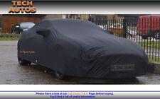 Jaguar XJS Convertible Car Cover Indoor Premium Black Satin Finish Luxor