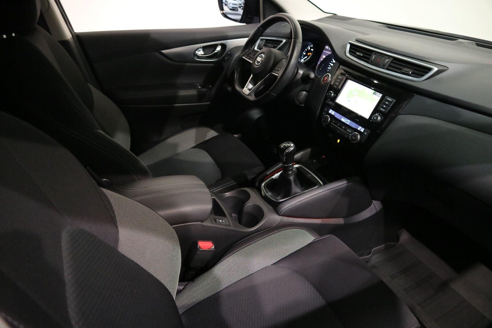Nissan Qashqai 1,5 dCi 115 N-Connecta - billede 14