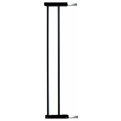 Safetots No Screw Stair Gate Black Baby Gate Extension 13.5cm