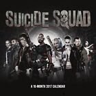 Suicide Squad 2017 Wall Calendar by LLC Trends International.