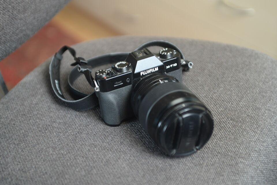 Fuji, X-T10, 18 megapixels