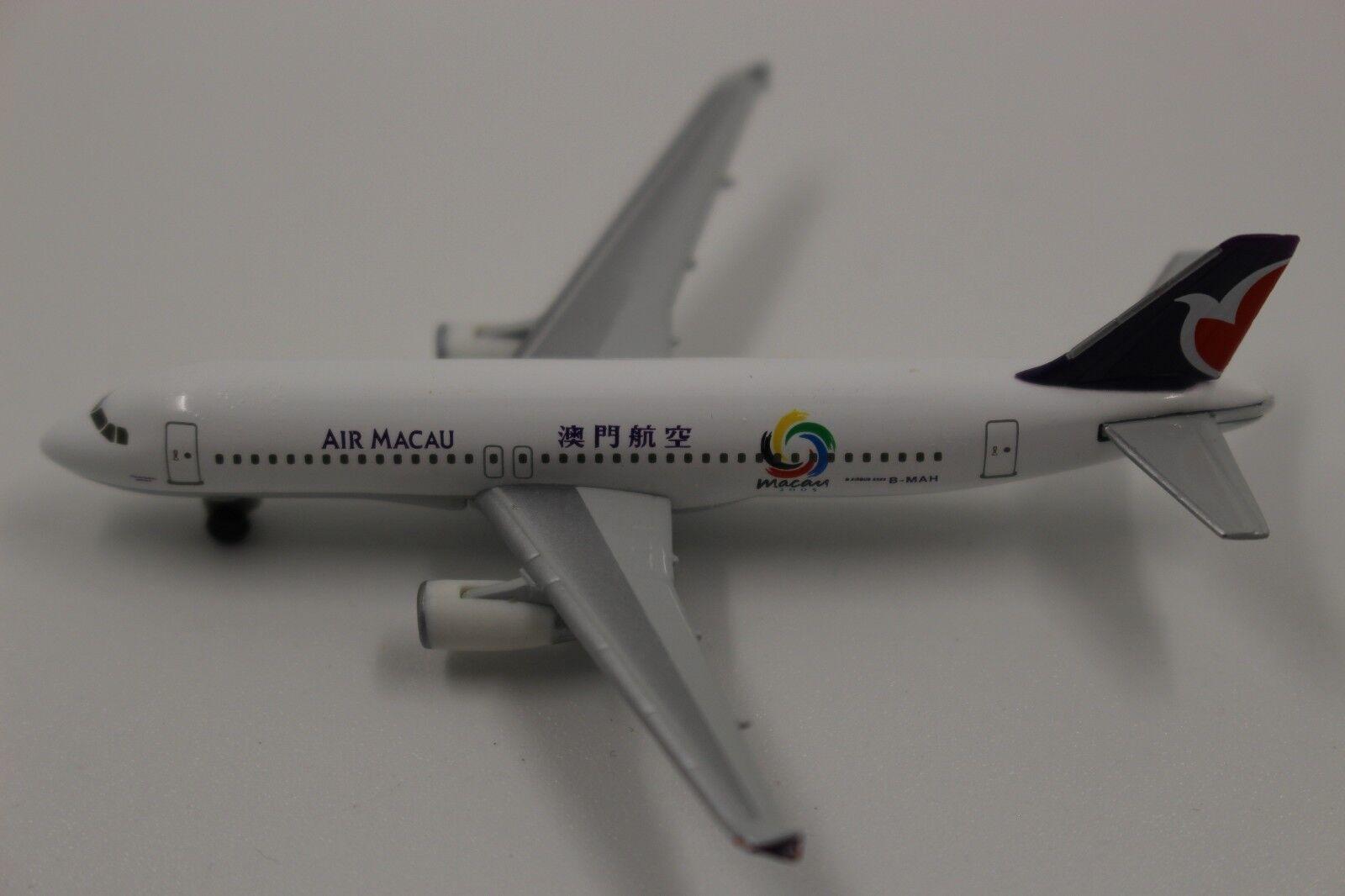 Herpa Herpa Herpa Wings 1 500 Air Macau Airbus A320 East Asian Games (501798) RAR 122f82