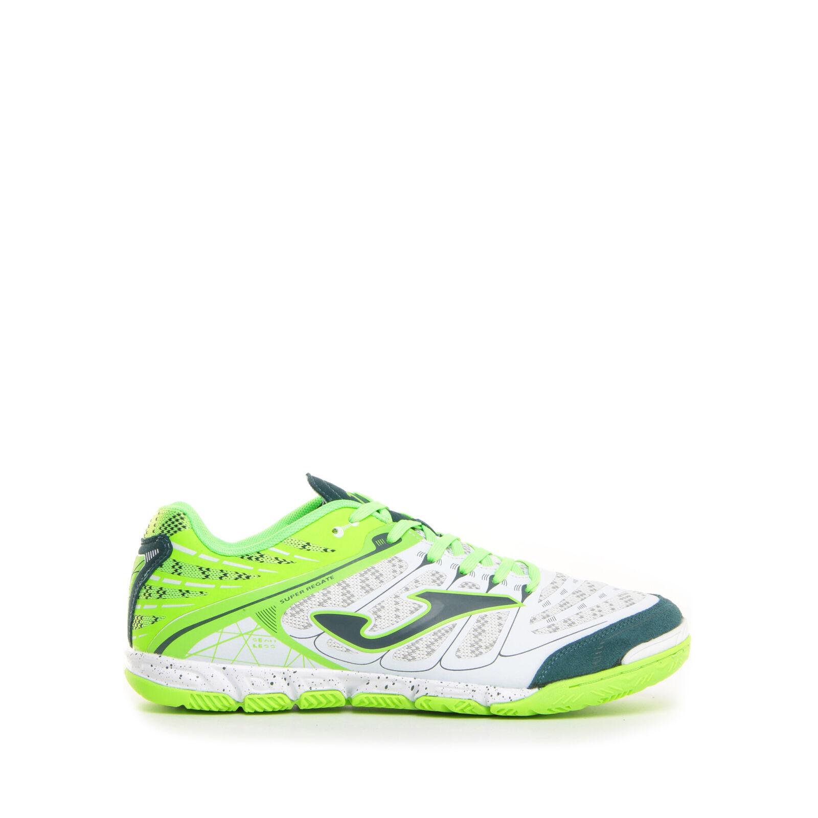 JOMA SUPER REGATE INDOOR shoes CALCIO A 5 INDOOR SREGW 832 IN