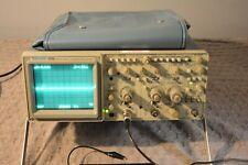 Tektronix 2230 100mhz Digital Storage Oscilloscope Withprobe