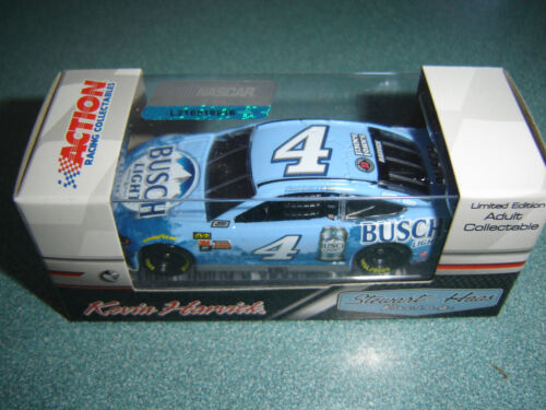 NEW 2018 Kevin Harvick #4 BUSCH LIGHT Ford Fusion 1//64 Diecast IN STOCK