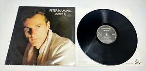 Peter Hammill Enter K 1982 Naive LP Vinyl Record NAVL-1 Album