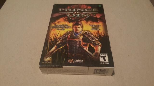 Prince of Qin (PC, 2002) NO CD KEY