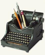 Victorian Trading Co Black Vintage Hemingway Typewriter Phone Holder Stand