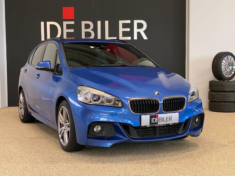 BMW 218d 2,0 Active Tourer M-Sport aut. 5d