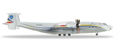 Herpa Wings Antonov Airlines Antonov AN-22 Antei 532648 1//500 Reg#UR-09307 New