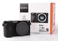 Sony Alpha 6000 ILCE-6000 A6000 Gehäuse Body Ausstellung vom Sony-Fachhändler