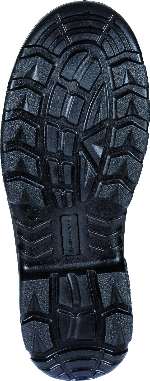 Delta Plus S1P Panoply CT300 S1P Plus Ante Negro Hombre Zapatillas de Seguridad 63f5c8