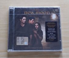 THE TWILIGHT SAGA: NEW MOON (ORIGINAL SOUNDTRACK) - CD SIGILLATO (SEALED)