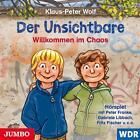 Der Unsichtbare. Willkommen im Chaos von Klaus-Peter Wolf (2014)