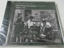 TOMMY BOY PRESENTS HIP HOP ESSENTIALS 1979-1991 VOLUME TWO - 2005 CD ALBUM - NEU