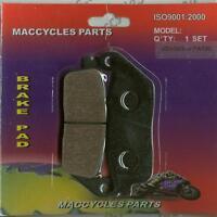 Buell Disc Brake Pads Blast 2000-2005 Front (1 Set)