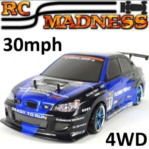 Subaru 4x4 Radio Télécommande Rally Uk Race Car 1 Impreza Contrôlée Rc 10 66drFOxqw