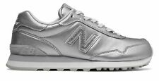 New Balance Women's 515 Shoes Silver