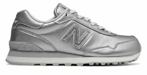 New-Balance-Women-039-s-515-Shoes-Silver
