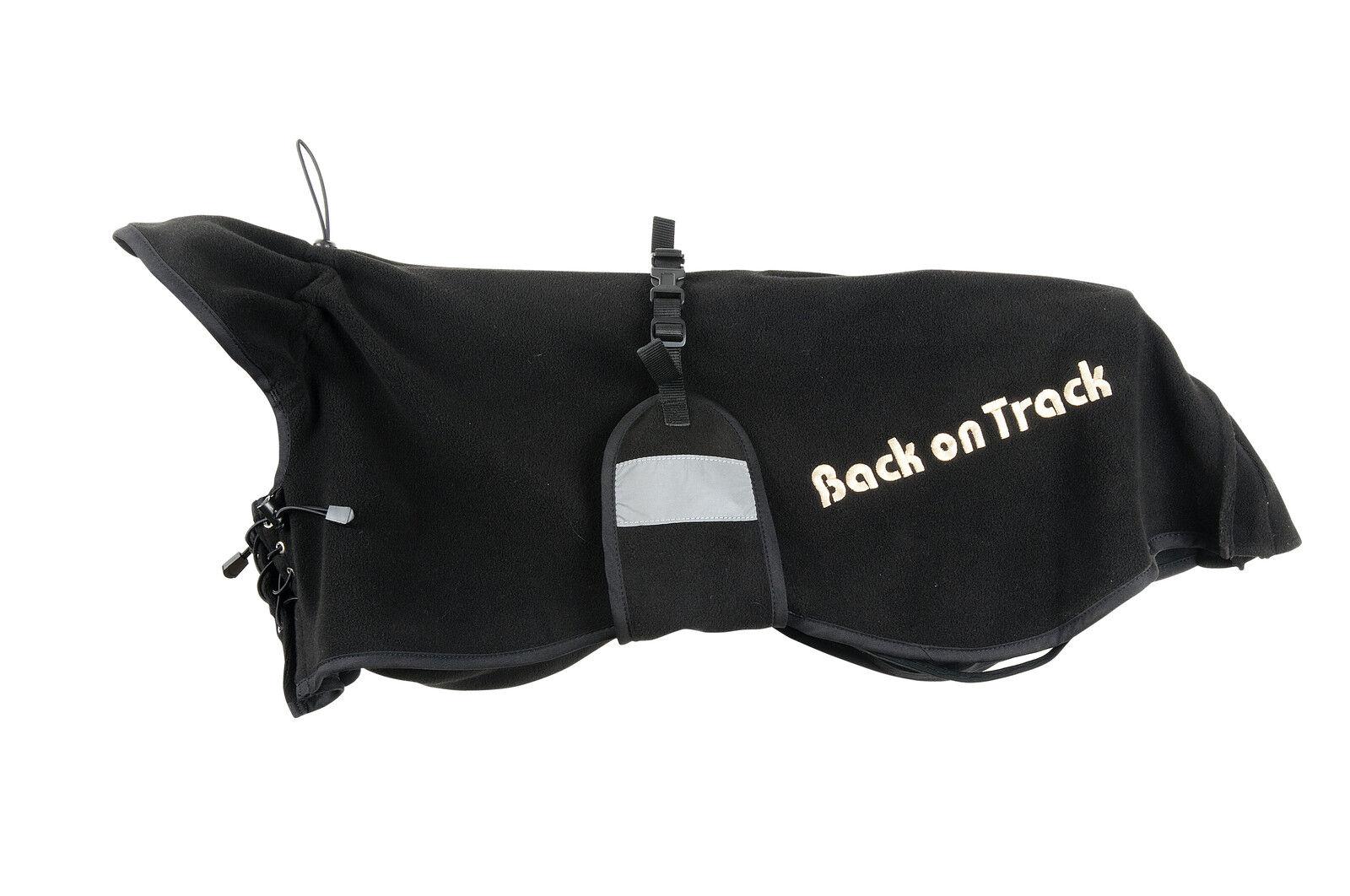 Back on Track Hundefleecemantel Hundemantel Fleece JETZT NEU - Größe 37-52 cm