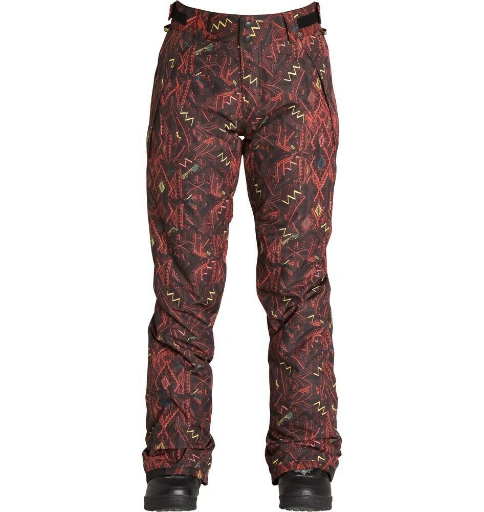 BILLABONG Women's MALLA Snow Pants - MGT - Medium - NWT