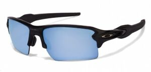 922be9640e NEW OAKLEY FLAK 2.0 XL PRIZM DEEP WATER POLARIZED SUNGLASSES. OO9188 ...