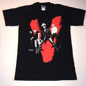 Vintage-U2-Vertigo-Small-2006-Austraila-Tshirt