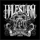 Live in Philly 2010 by Halestorm (CD, Nov-2010, 2 Discs, Atlantic (Label))