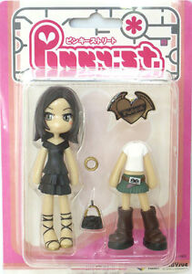 Pinky-st-Street-Series-5-PK014-Pop-Vinyl-Toy-Figure-Doll-Cute-Girl-Anime-Japan