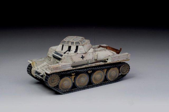THOMAS GUNN WH002B - SdKfz 140 Winter WW2