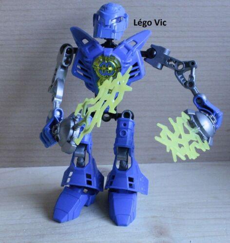 Lego 7169 Hero Factory Heroes Mark Surge complet de 2010 C238