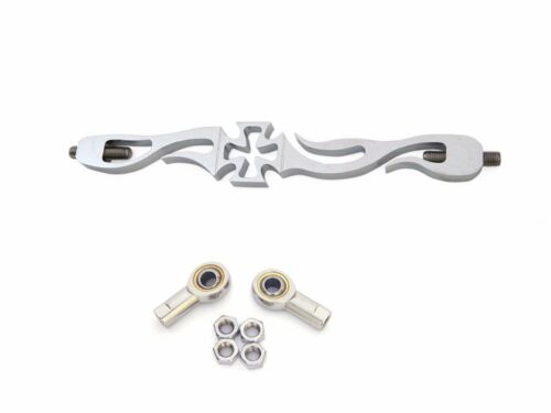 CHROME CROSS Shift Link Linkage for Harley Softail Dyna Glide Touring Rod FLT