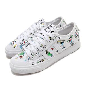 adidas-Nizza-X-Disney-Sport-Goofy-White-Men-Women-Casual-Shoes-Originals-FW0645