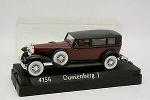 Solido-1-43-Duesenberg-J-Marron