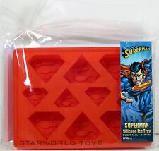 Kotobukiya Superman Logo ICE Cube Tray Silicon Tray DC Licensed Product New
