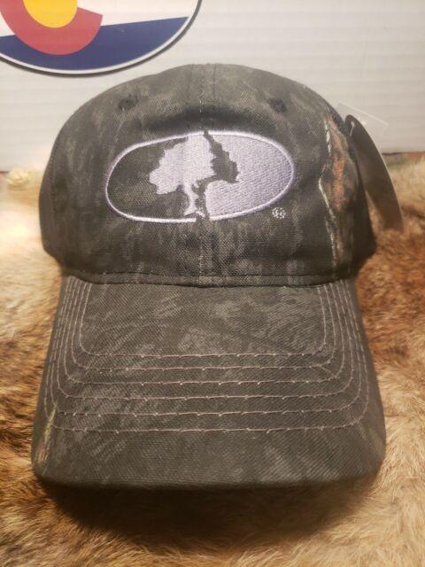 0a7c70027 NEW Mens Mossy Oak Logo Adjustable Mesh summer Ball Cap Hat