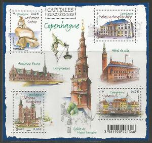 France-2012-F-4637-Capitales-europeennes-Copenhague-Sirene-Bateau