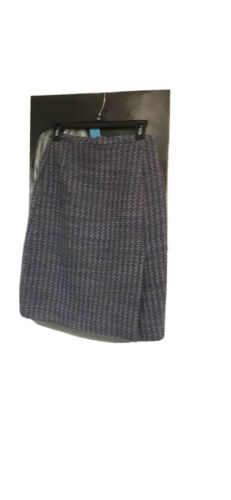 NWT Valentino Tweed Pencil Skirt Sz 6