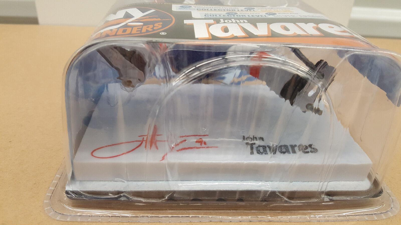 McFarlane NHL 24 John Tavares Tavares Tavares (Islanders) Collectors Level 6  Figure  300 53fd35
