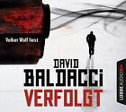 Verfolgt von David Baldacci (2015)