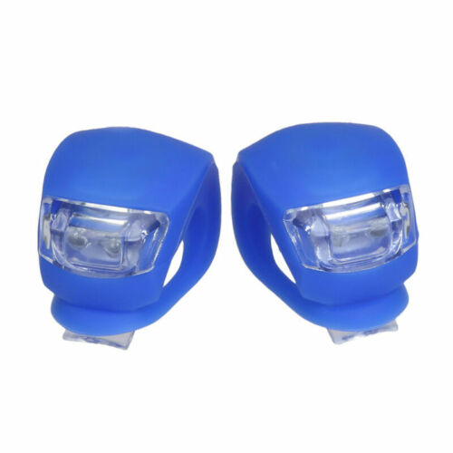 Mountain Road Bike LED Frog Lights Bicycle Safety Front Rear Lamp Riding Tools