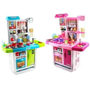 my little chef kitchen play set with sounds, touchscreen panel +
